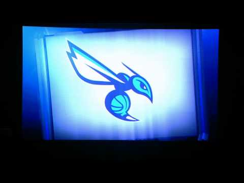 The Charlotte HORNETS Reveal Their New Logo