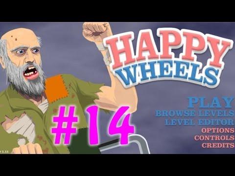 ► Toto Play - MONOPOLY AVEC LES PETITS !! - Happy Wheels (HD 14) HD & FR