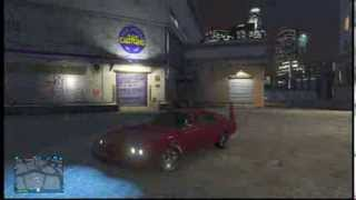 GTA V How To Make Dom's Car Fast And Furious 6