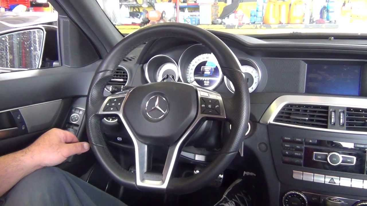 Mercedes Service Indicator Reset C300 Autos Post