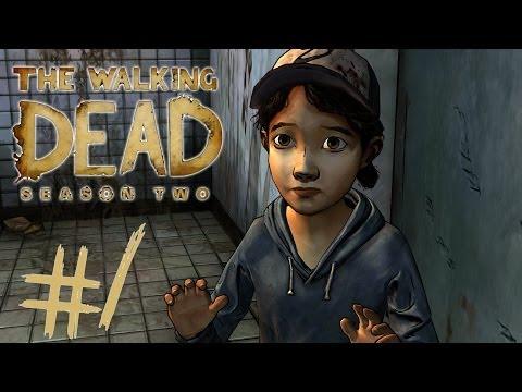 The Walking Dead:Season 2 - Episode 1   PART 1 - ALREADY EMOTIONAL ;_;