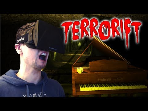 Terrorift | THE SCARIEST OCULUS RIFT GAME I'VE EVER PLAYED