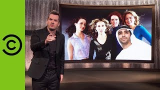 How To Get A Green Card  - The Jim Jefferies Show | Comedy Central UK