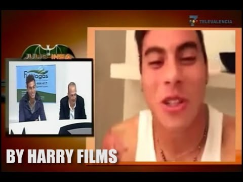 Entrevista a Eduardo Vargas por el video