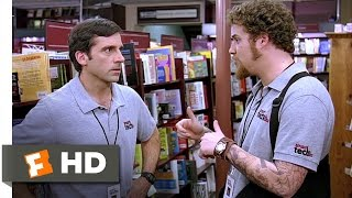 The 40 Year Old Virgin (3/8) Movie CLIP How To Talk To