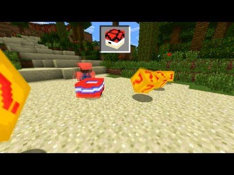 Mario Kart in Minecraft, BLOOPERS: http://www.youtube.com/watch?v=iVU8EK0_epQ FB: http://facebook.com/craftedmovie Twitter: http://twitter.com/#!/CraftedMovie Forum: http://craftedmo...