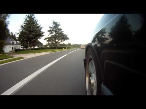 Mercedes-Benz 190E 2.6 GoPro HD