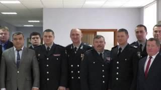 Керівники Управлінь кадрового забезпечення ГУНП зустрілися з майбутніми випускниками ХНУВС