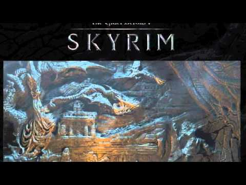 Elder Scrolls Skyrim Soundtrack: Exploring the Mountains