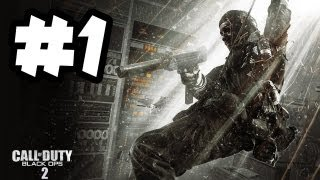 Call Of Duty Black Ops 2 Gameplay Walkthrough Part 1