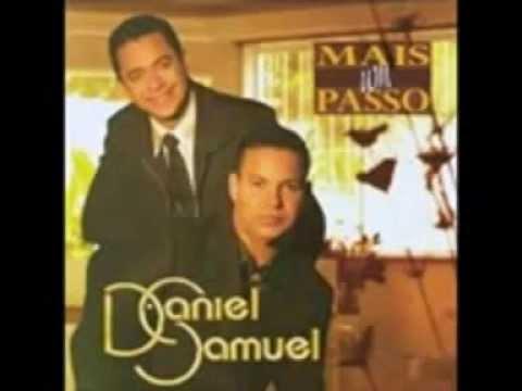 Cd Completo Daniel e Samuel   Mais Um Passo