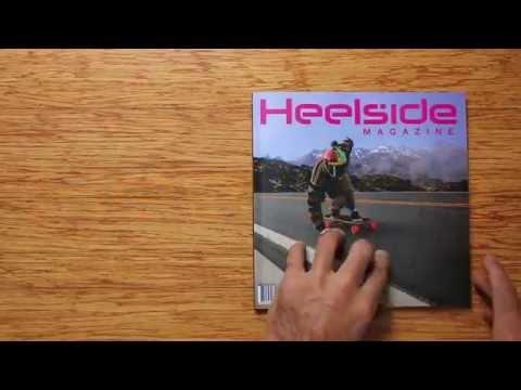 Heelside Magazine Issue 13 Quick Flick