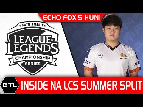 Huni from Echo Fox talks League of Legends & NA LCS | Game Talk Live