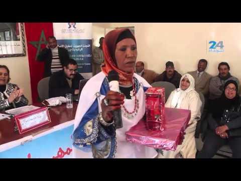 """""""فيديو"""" جمعية المهرجان للتربية والثقافة بتنجداد تحتفي بالمرأة الفركلية وتكرمها في عيدها الاممي"""