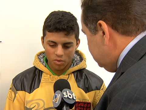 Jovens são detidos em flagrante usando drogas no Terminal Central