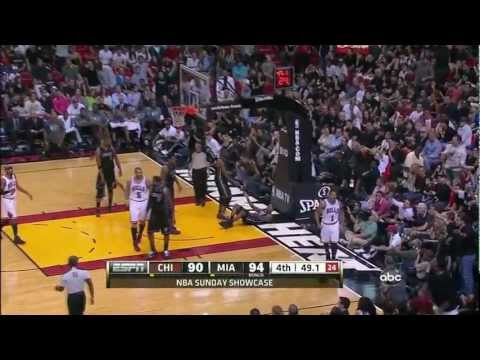 Derrick Rose Highlights vs Miami Heat (1.29.12) [HD]