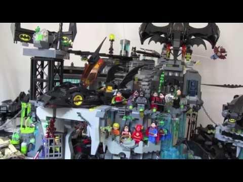 Lego Custom Batcave