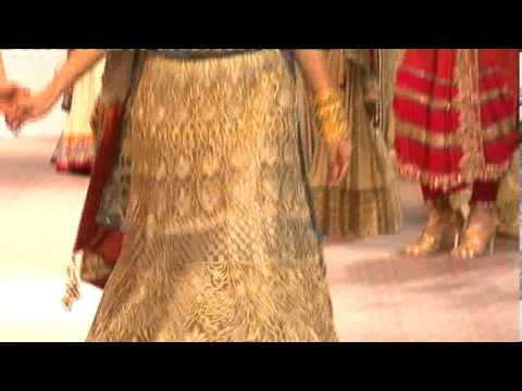 India Bridal Fashion Week 2013 Mumbai - Mandira Wirk Day5