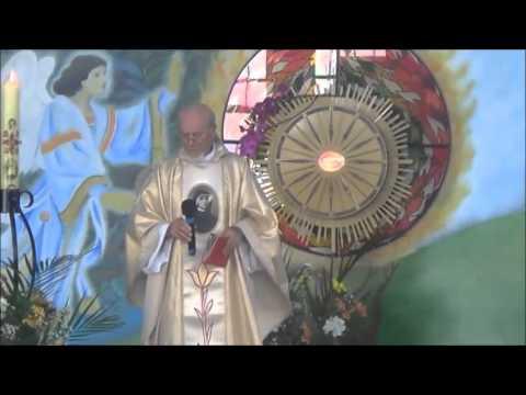 Homilia de Páscoa Padre José Sometti 27.3.2016