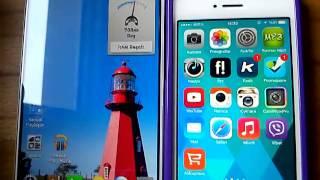 Lg G2 Vs Iphone 5S Uygulama Testi