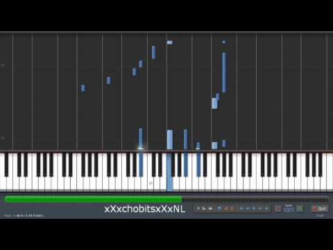 Kimi Ga Nozomu Eien - Hoshizora no Waltz - syntheia tutorial - PIANO arrangement by xXxchobitsxXxNL