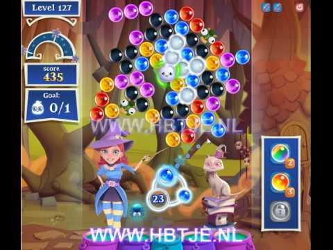 Bubble Witch Saga 2 level 127