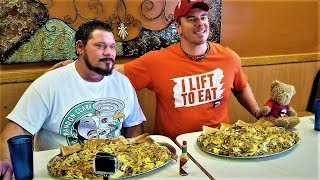 Mega Omelette with Randy Santel and Da Garbage Disposal
