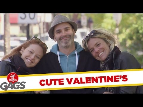Cute Girls Valentine's Date Prank