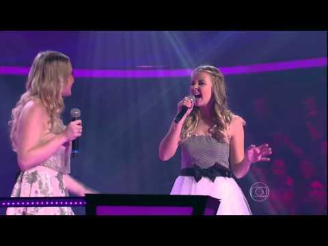 The Voice Brasil - Priscila Brenner X Nonô Lellis