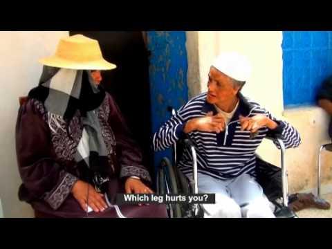 Image video أقوى فيلم : انظروا جرائم بن علي والتجمع.فيلم الصابرون
