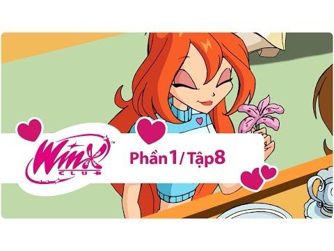 Winx Club Phần 1 - Những tiên nữ Winx xinh đẹp - Tập 8