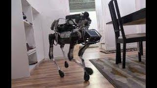 Boston Dynamics: The Coming Robot Revolution - Marc Raibert