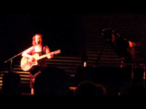Thumbnail of video Hold Back - Allison Crowe - Live Jazzhaus Freiburg
