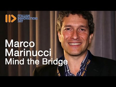 Marco Marinucci - Italian Innovation Day 2014