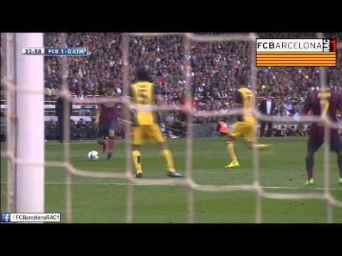 T13/14 J38 Liga BBVA: FC Barcelona 1-1 Atlético de Madrid (RAC1)