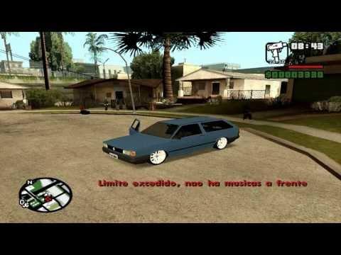 Como Instalar Mod Som Saindo Do Porta-Malas No GTA San Andreas