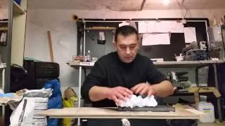 Silikon gussformen herstellen