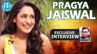 Pragya Jaiswal's Exclusive Interview
