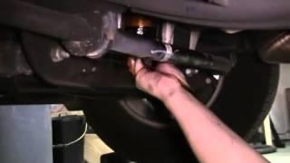 Oil Change 2007 Chevy Silverado 1500