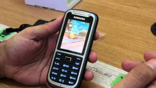 Samsung C3350 Xcover 2 Review HD ( In Romana ) Www
