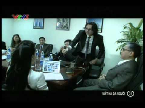 Phim Việt Nam - Mặt nạ da người - Tập 21 - Mat na da nguoi - Phim Viet nam