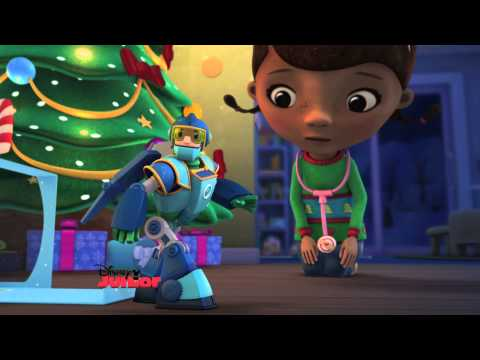 Doc McStuffins - A Very McStuffins Christmas - Part 1