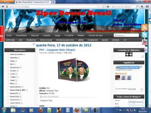 Apresentando o novo site Ziper Downs Brasil.avi