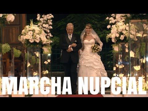 ENTRADA DA NOIVA - Marcha Nupcial HD - Mendelssohn