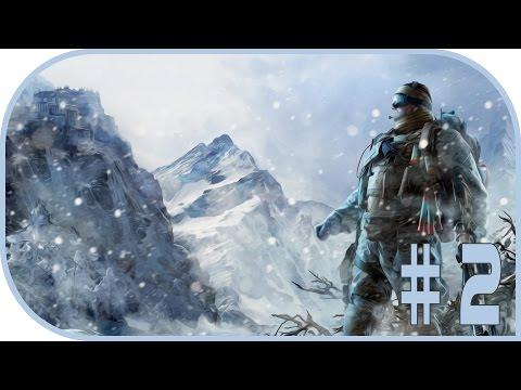 Девичье прохождение игры Sniper Ghost Warrior 2 Сибирский удар. Часть 2