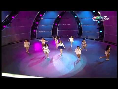 Hương Đêm Bay Xa - Hari Won (live) So You Think You Can Dance