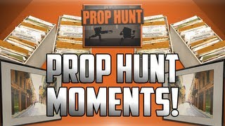 VANOSS HEAD! - Prop Hunt Funny Moments