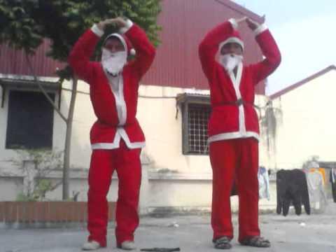 Christmas with special dancer - Nhà Mình Rất Vui!!!