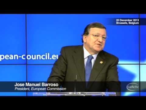 Barroso: 'This is the beginning of the end of bank bailouts'