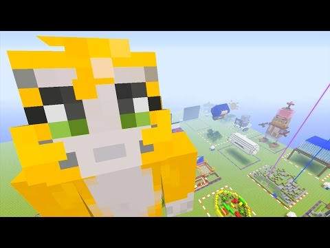 Minecraft: Xbox - Building Time - Tiger {62}